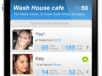 iPhone app UI - Likeourselves #5