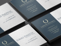 Business Cards Law