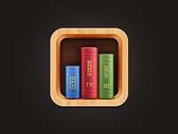 BookBox iOS Icon