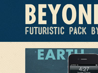 Beyond Earth Futuristic Pack