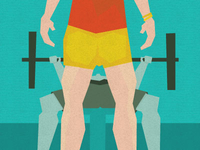 Gym Illustration