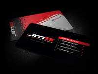 JM9 Design Studio - Business Card