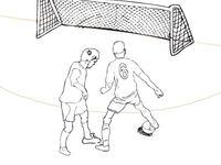Footie Illustration