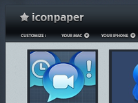 Iconpaper 2 Beta