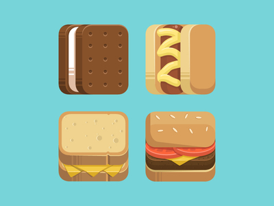 Download Free Food Icons