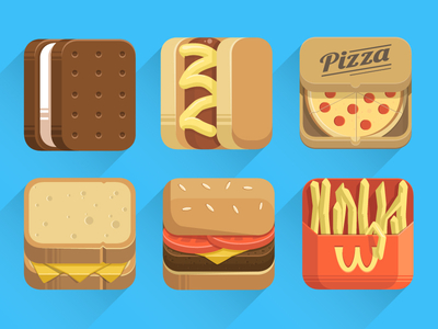 Download More Food Icons