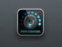 iPad2 photo app icon