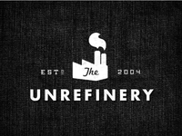 The Unrefinery Logo