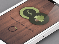 Pinelle iPhone app and branding