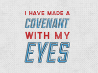 Covenant With My Eyes