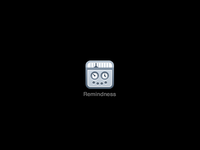 Remindness iPhone Icon Rebound