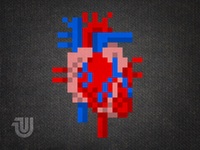 Heart of Pixels