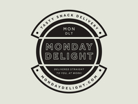 Monday Delight Logo