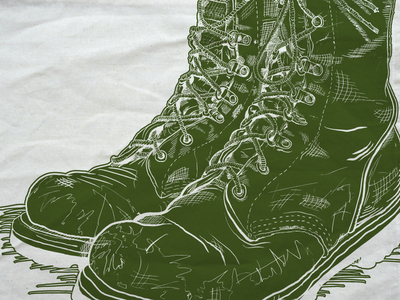 Boots Illustration