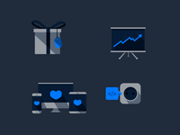 Qmerce Home Icons