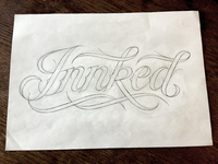 Innked logotype (sketch)