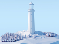 Lighthouse White