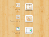 Rough Icons