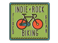 Indie-Rock Biking