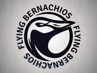 Flying Bernachios Logo