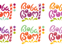 Boba Boom Color Options