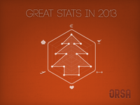 Great Stats in 2013