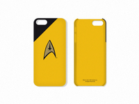 Star Trek iPhone 5 case
