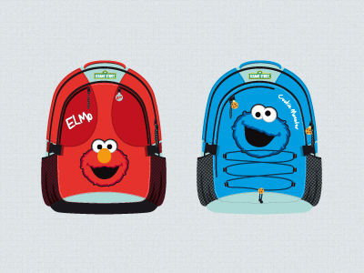 Sesame-street-backpacks