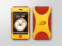 Nerf Iphone Case