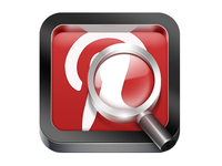Pinterest Icon (x2 attached)