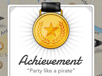 Party like a pirate.