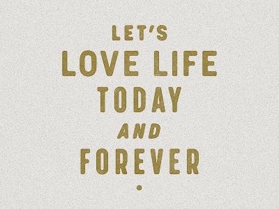 dribbble letu002639s love life by ryan feerer love life 400x300