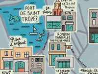 Map For Kids (in French!)