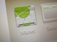Android Market App Icon
