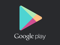 Google Play Vector (.AI & .PSD included)