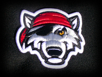 Seawolves Game Cap Logo