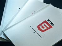 Printed Thesis about HTML5