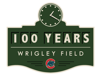 Wrigley Field Turns 100