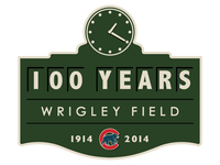 Wrigley Field Turns 100  v.2