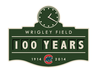 Wrigley Field Turns 100 v.3