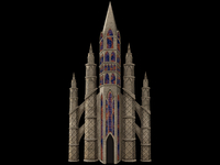 Cathedral Progress 03