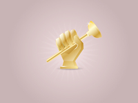 Golden Plunger