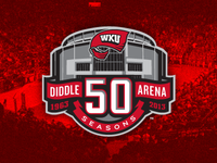 50 Seasons at Diddle Arena