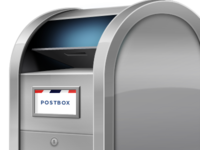 Postbox Icon 2.0 (Shine-O-Matic)
