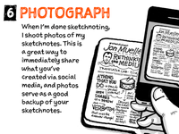 The Sketchnote Handbook: Chapter 4 Sneak Peek
