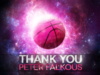 Thank you Peter Falkous!