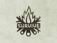 "Final ""Survive"" Logo"