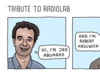 Tribute To Radiolab