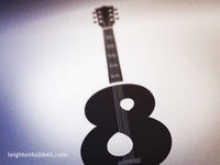 8 Guitars Logo