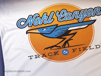 Track & Field Roadrunner shirt